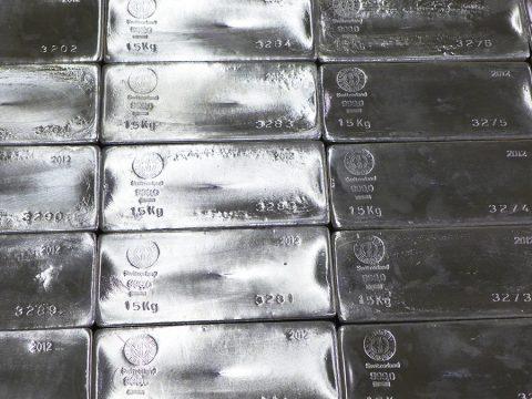 Silber und Platin